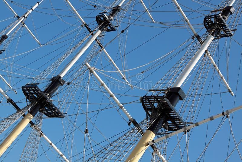 Download Masts stock image. Image of seafaring, sailing, sunny - 25019139