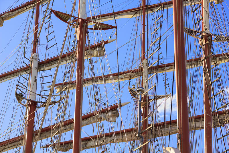 Masts stock photos