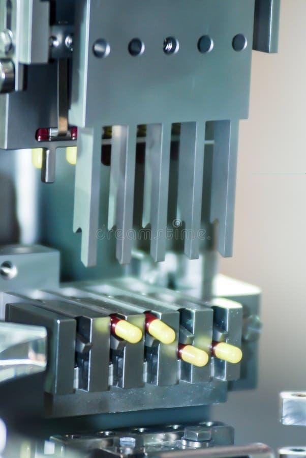 Maszyna dla robi lekom zdjęcie stock