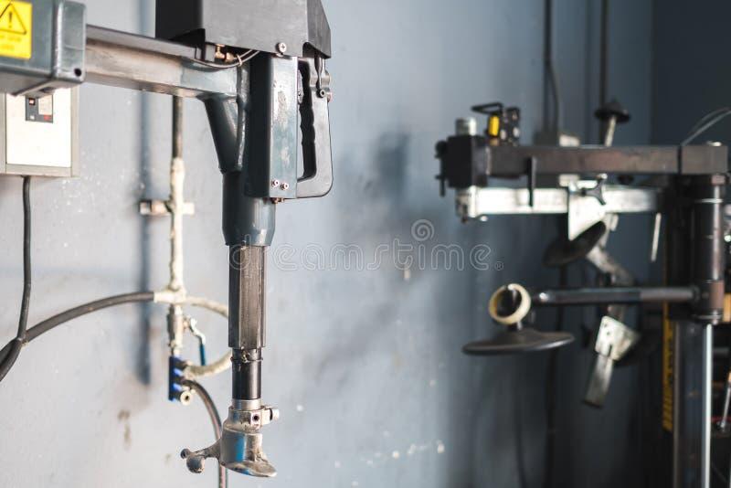 Maszyna dla usuwać gumę fotografia royalty free