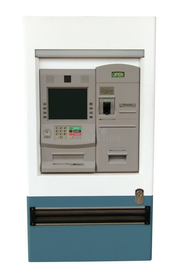 maszyna do bankomatu odizolowana zdjęcia royalty free