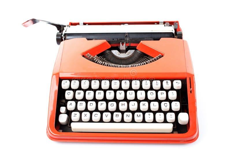 maszyna do pisania zdjęcia stock