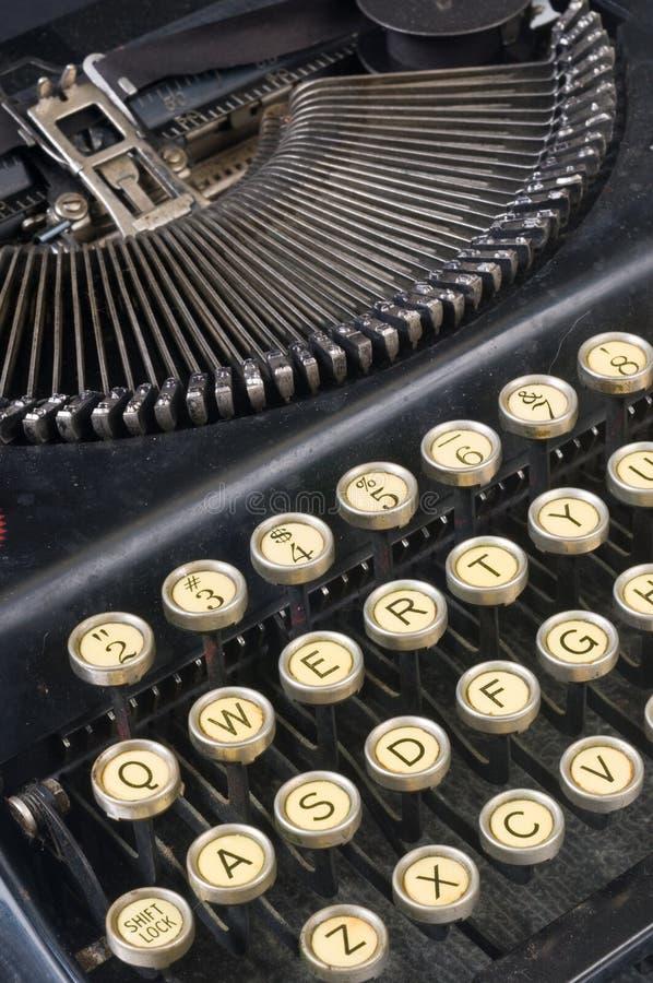 maszyna do pisania rocznik obrazy stock