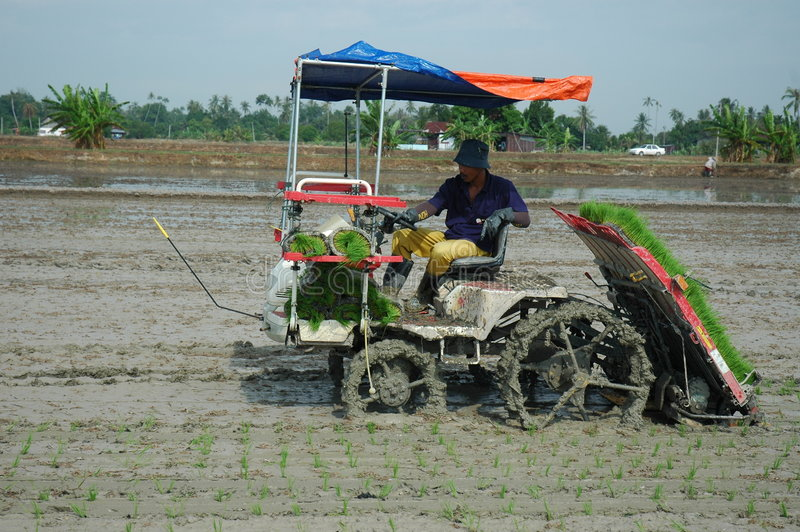 maszyna lemiesz rolnik obrazy royalty free