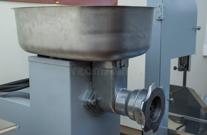 Maszynka do mięsa obrazy stock
