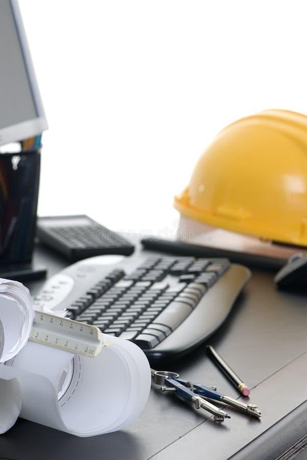 Download Maszynownia narzędzi obraz stock. Obraz złożonej z hardhat - 3805291
