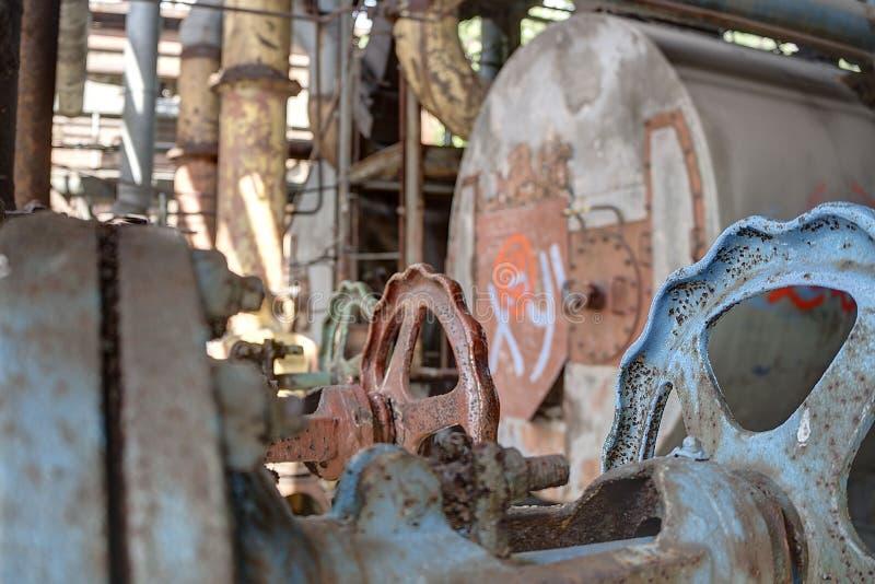 maszyny przemysłowej fotografia stock