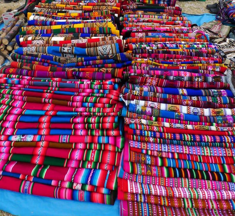 Download Matéria têxtil colorida imagem de stock. Imagem de tradição - 16857209