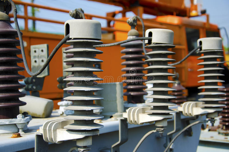 Matériel électrique photos libres de droits