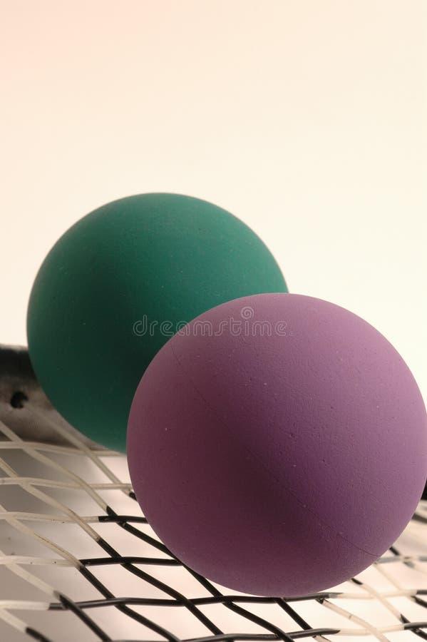 Matériel 3 de Racquetball image stock