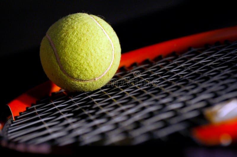 Matériel de tennis images stock