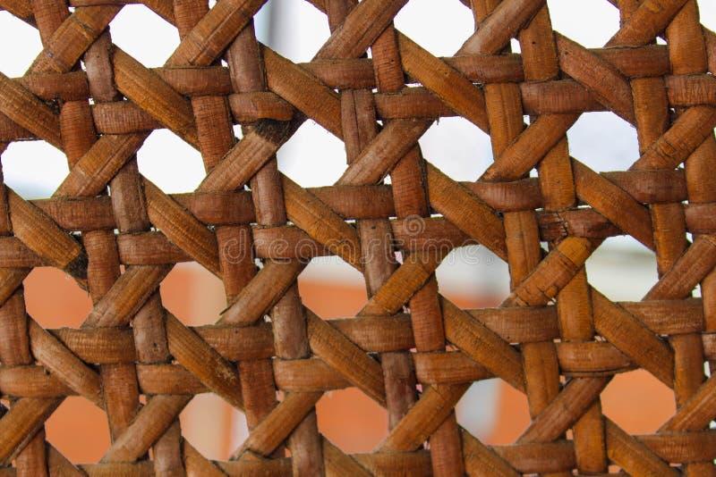 Mat Pattern Texture Bamboo Wallpaper fotos de archivo libres de regalías