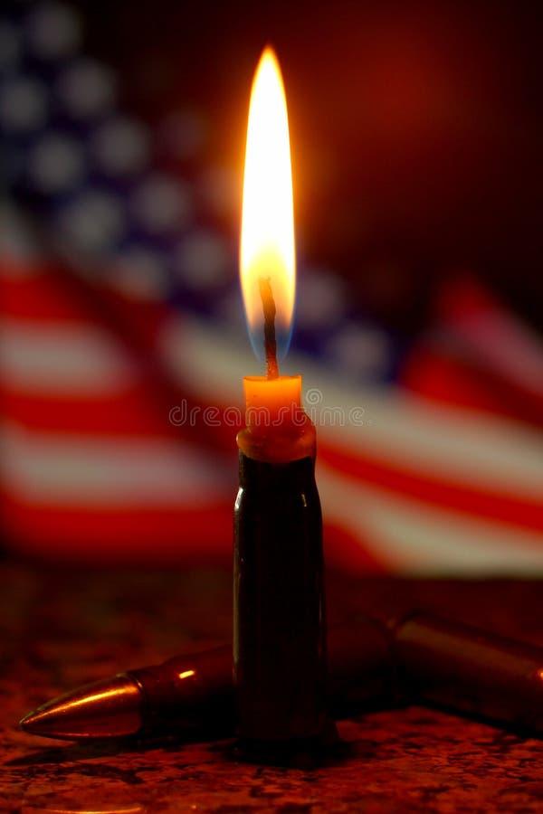 Mata a tragédia nos EUA fotografia de stock royalty free