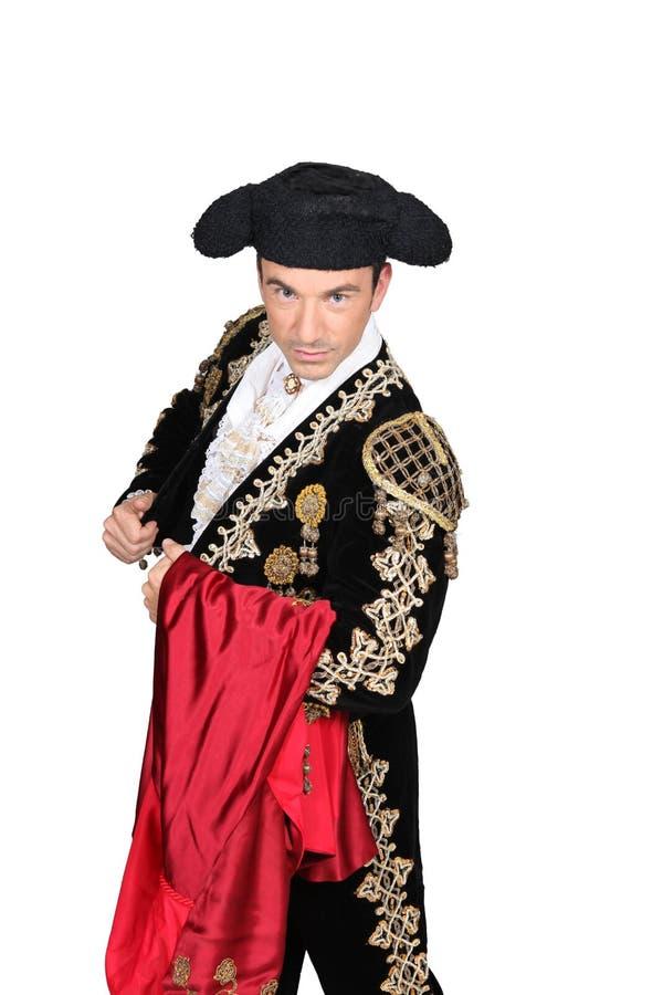 Matador royaltyfri bild