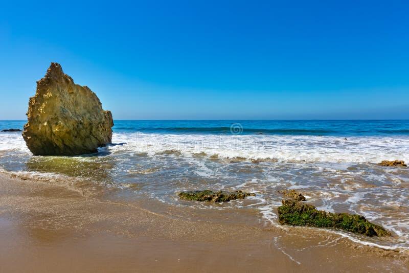 Matador Beach, Kalifornien royaltyfria foton