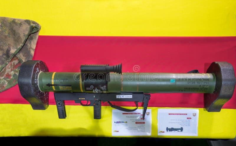 Matador - sistema di armamento di RGW 90-Series fotografia stock libera da diritti