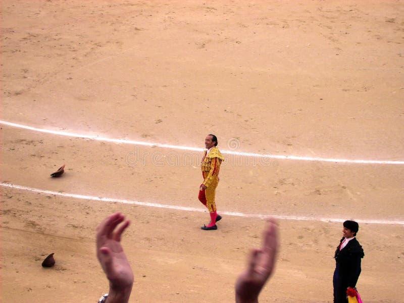 matador spanjor royaltyfri foto