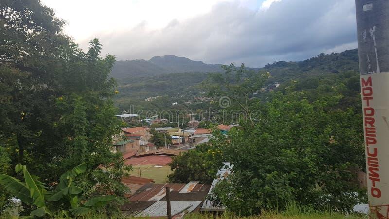 Matagalpa royalty-vrije stock fotografie