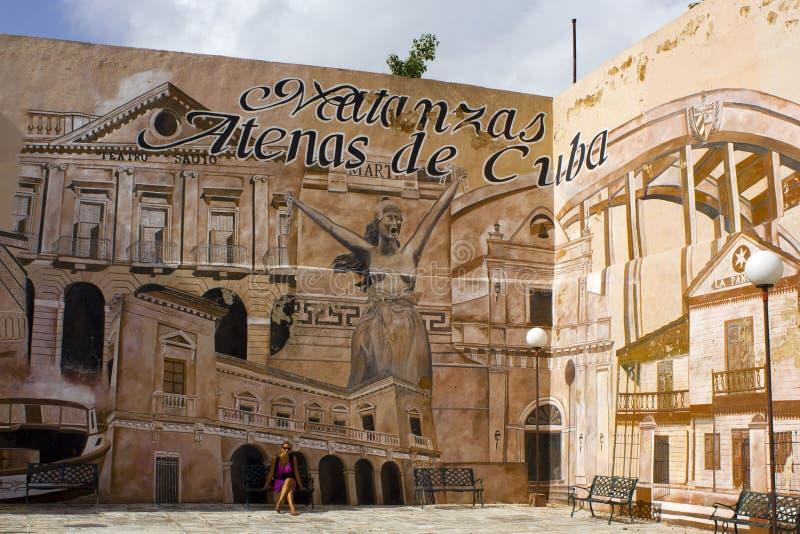 Download Matanzas, Atenas de Куба редакционное фотография. иллюстрации насчитывающей творческо - 41658152