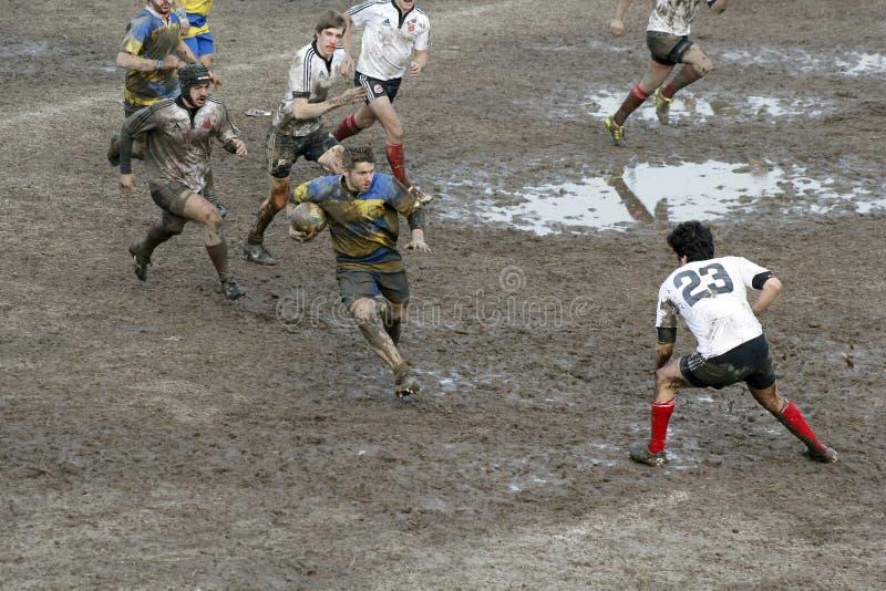 Match de rugby photos libres de droits