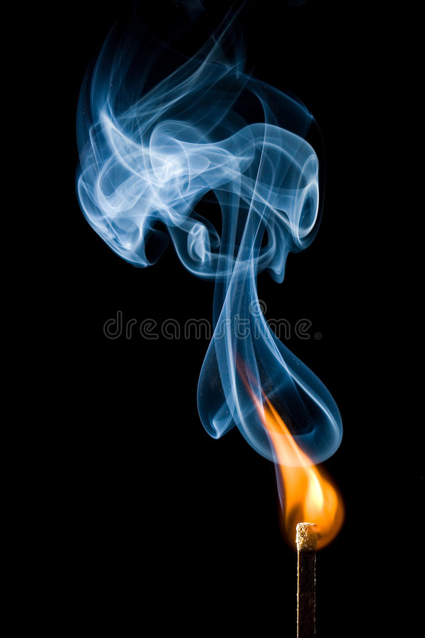 Free Match Igniting Stock Photography - 2515782