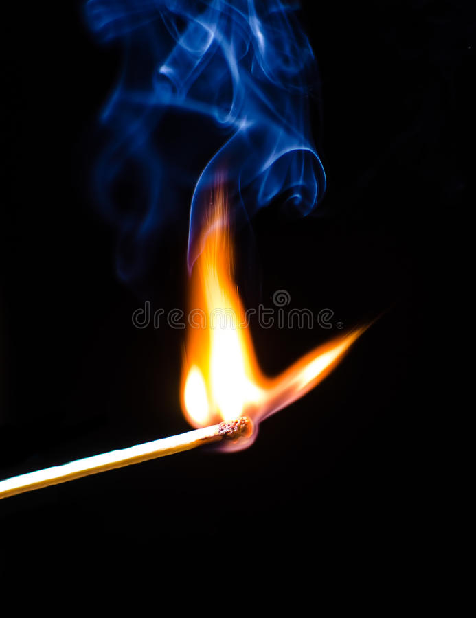 Download Match ignition stock photo. Image of matchstick, wooden - 28745718
