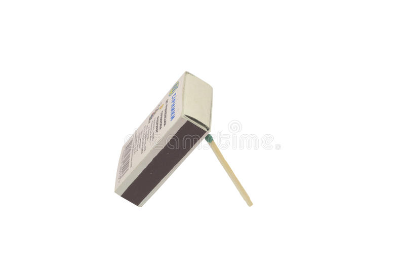 Download Match and matchbox stock photo. Image of equipment, matchbook - 11689808