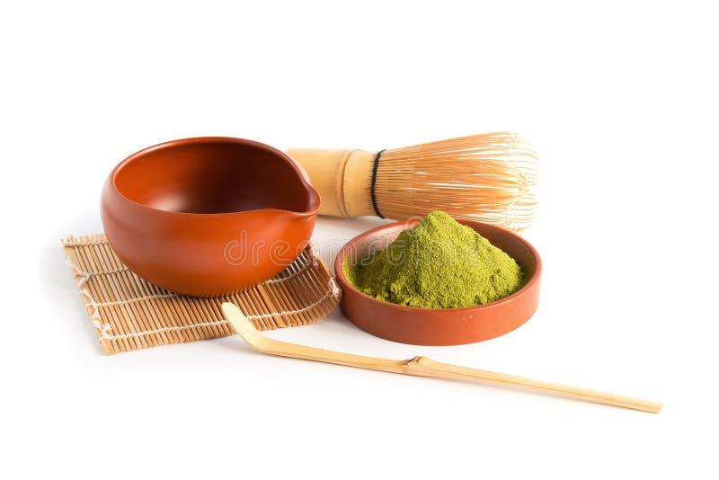 Download Matcha Groene Thee En Japans Theestel Ceramische Theepot En Een Stea Stock Foto - Afbeelding bestaande uit gezond, voedsel: 114226532
