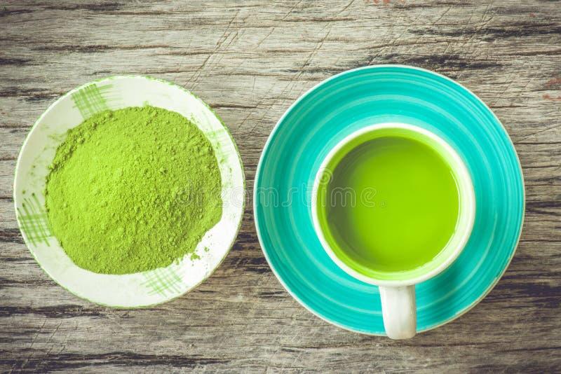 Matcha herbata zdjęcie royalty free