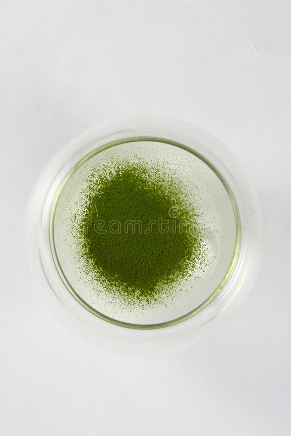 Matcha ready royalty free stock images