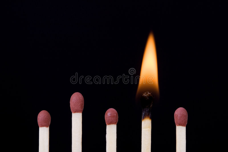Download Matches_01 Royalty Free Stock Image - Image: 2317186