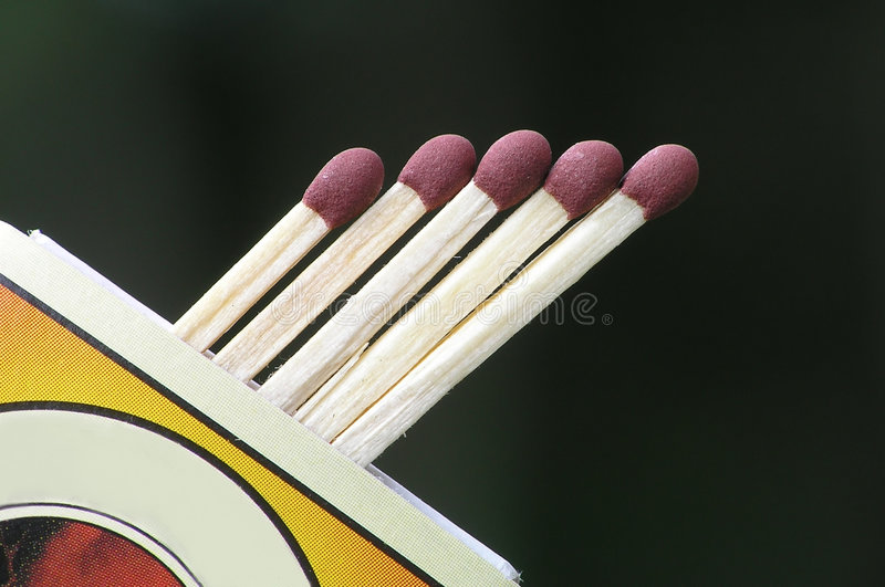 Download Matches stock image. Image of danger, object, macro, wood - 153879
