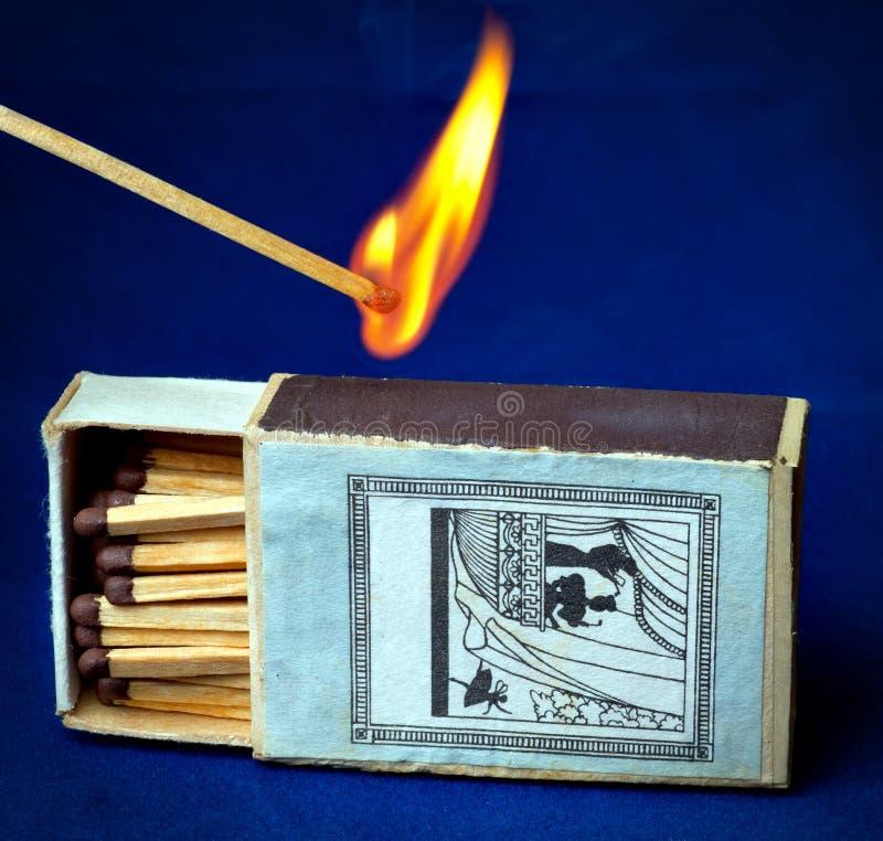 matches arkivbilder