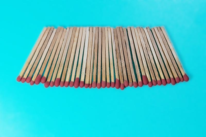 Matches isolated background. Studio shot. Matches isolated background. Studio shot stock photography