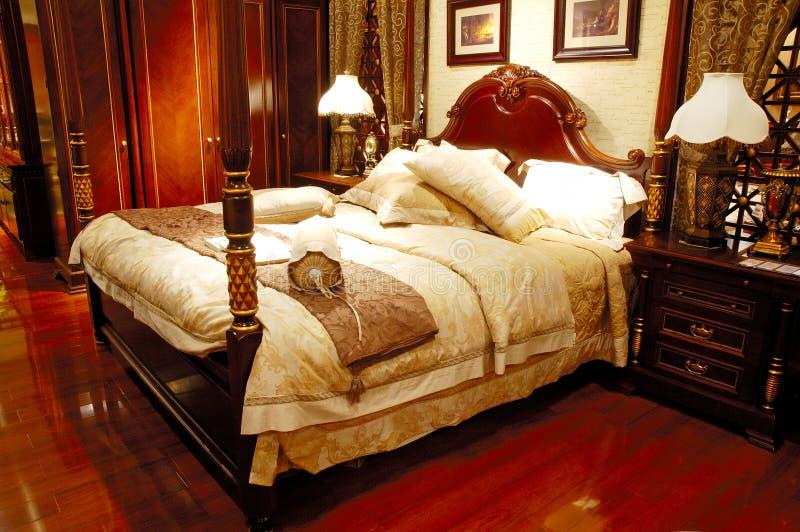Matching Antique Furniture Royalty Free Stock Photos