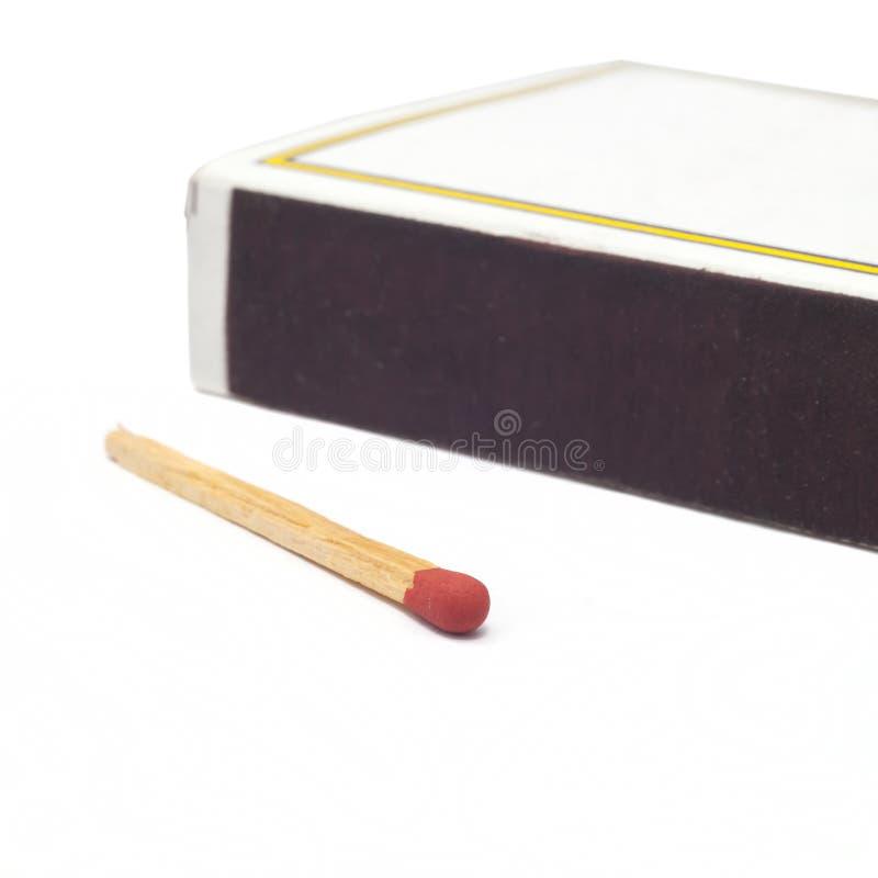Matchstick стоковое изображение rf