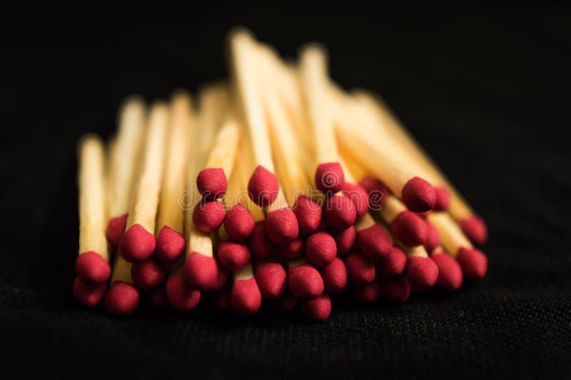 matchsticks immagine stock libera da diritti