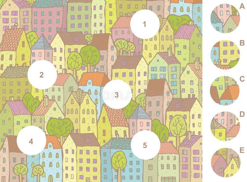 Matchstycken, visuellt hjälpmedellek royaltyfri illustrationer