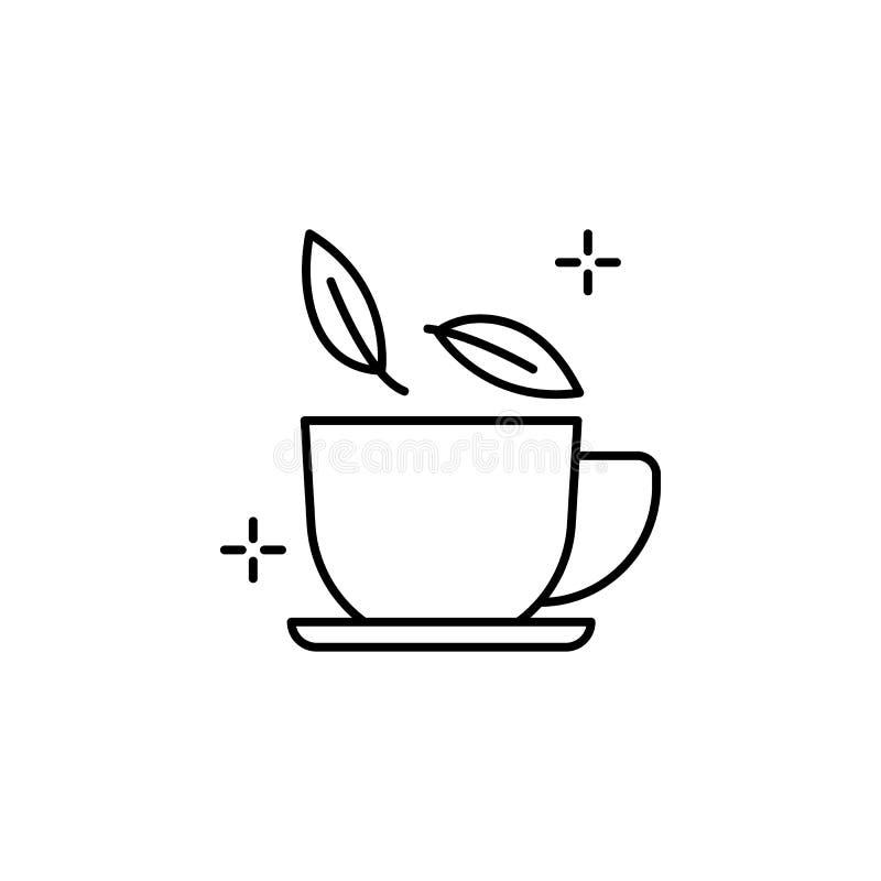 Mate de coca Peru plant icon. Element of Peru icon. On white background stock illustration