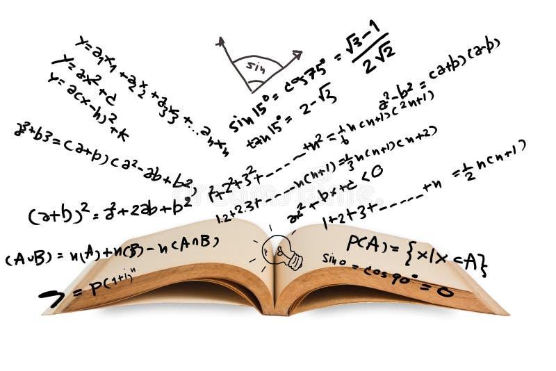 Matemática imagem de stock royalty free