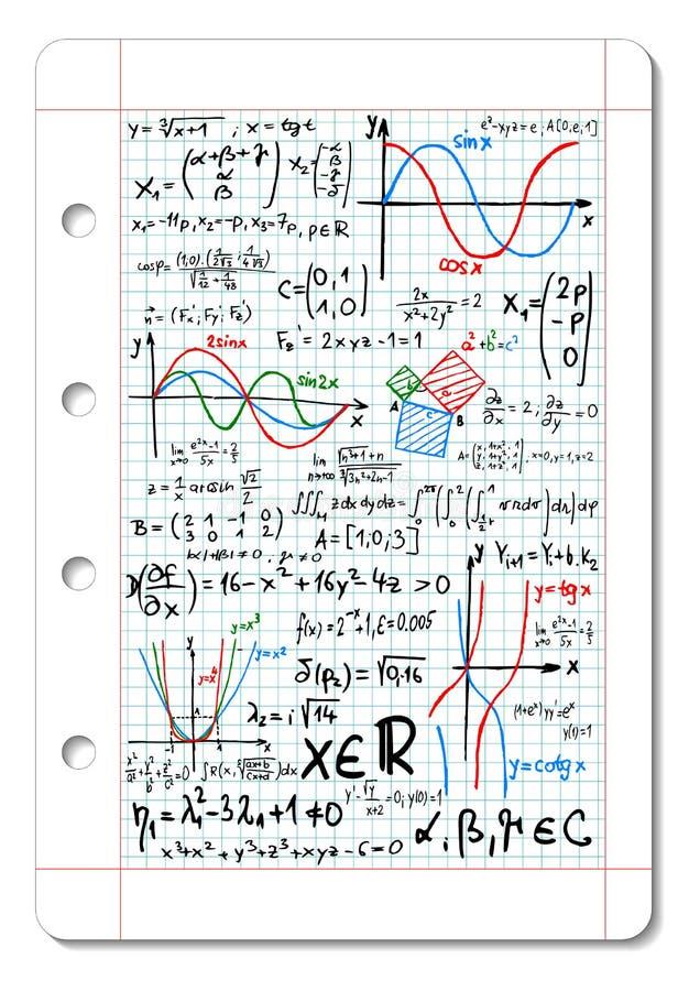 Matemáticas libre illustration