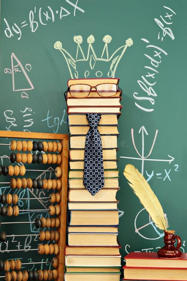 matematica immagine stock