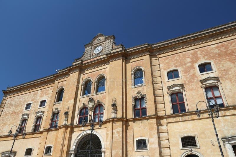 Matera, Italia immagine stock libera da diritti