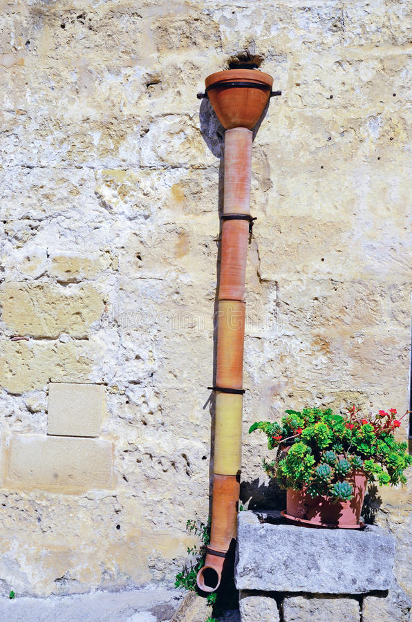 Matera Italien arkivbilder