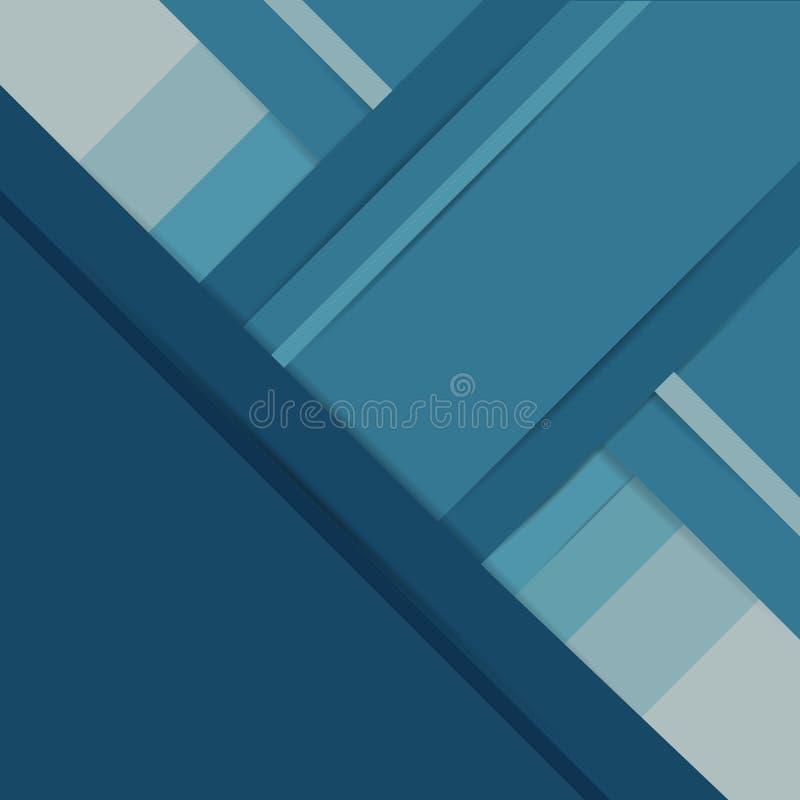 Materiële ontwerp abstracte achtergrond royalty-vrije stock foto's