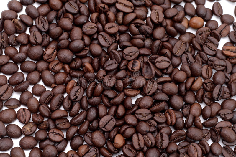 materiał siewny cofee fotografia stock