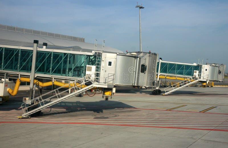 Materia dell'aeroporto immagini stock libere da diritti