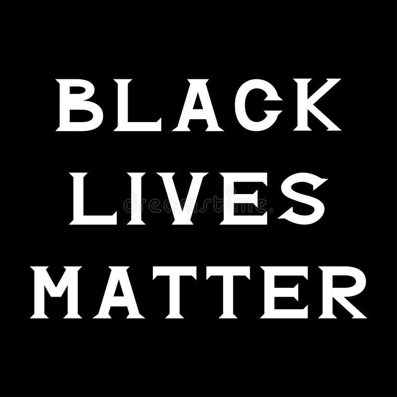 Materia negra de las vidas libre illustration