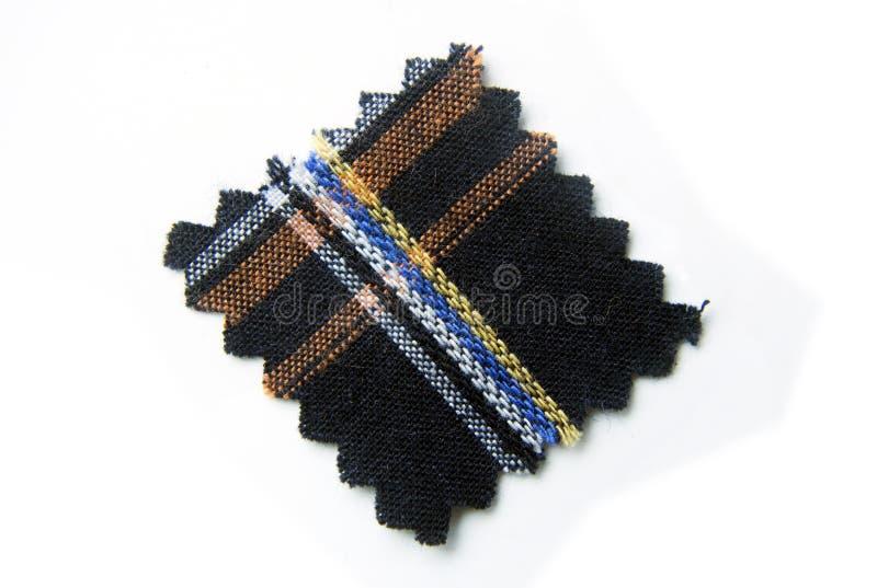 Materia textil. foto de archivo libre de regalías