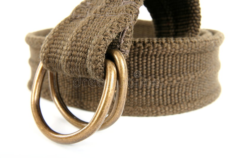 Material Belt Royalty Free Stock Photography
